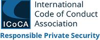 logo International Code of Conduct Association